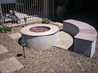 Fire Pits / Fire Places